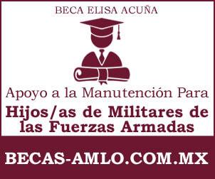 Apoyo a la manutención para hijos/as de militares de las fuerzas armadas