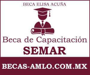 Beca Elisa Acuña de Capacitación a Planteles de Educación Superior del Sistema Educativo Naval